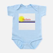 Heriberto Infant Creeper