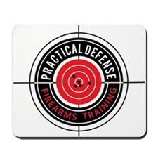 Practical Defense Firearms Training Mousepad