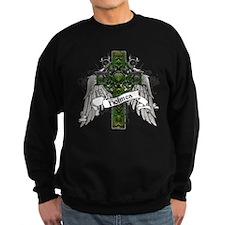 Holmes Tartan Cross Jumper Sweater