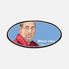 Mikao Usui Reiki, Patches