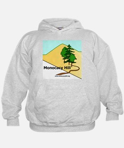 Monocacy Hill Colorized Logo Hoodie