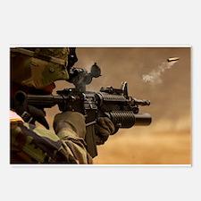 Colt M4 carbine Postcards (Package of 8)