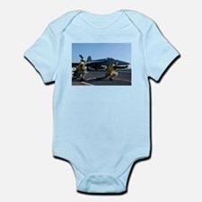 Shooters give the signal! Infant Bodysuit