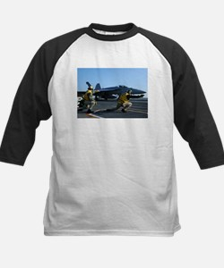 Shooters give the signal! Kids Baseball Jersey