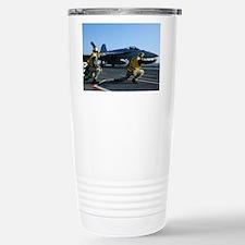 Shooters give the signal! Travel Mug