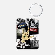 DEAF TALKIES copy.jpg Keychains