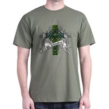 Johnston Tartan Cross T-Shirt