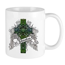 Johnston Tartan Cross Small Mug