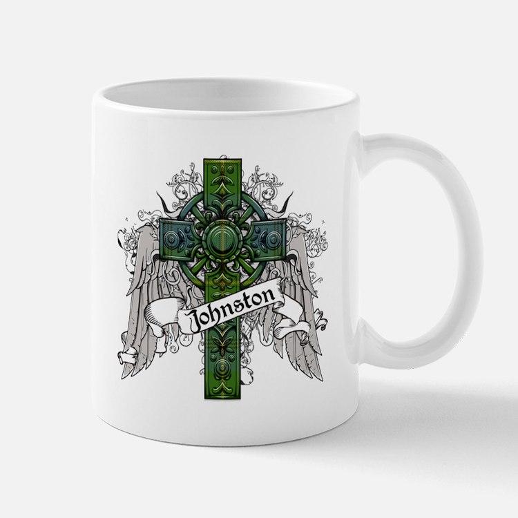 Johnston Tartan Cross Small Small Mug
