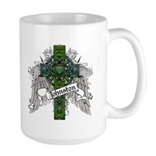 Johnston Tartan Cross Mug