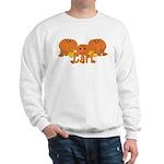 Halloween Pumpkin Carl Sweatshirt