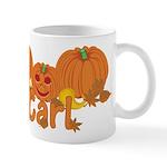 Halloween Pumpkin Carl Mug