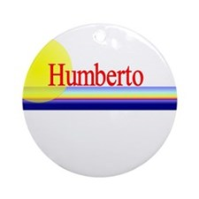 Humberto Ornament (Round)