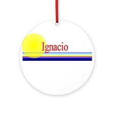 Ignacio Ornament (Round)