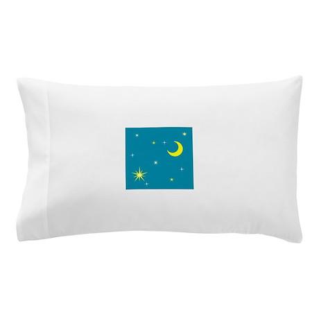 Moon Pillow Case