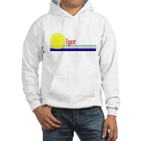 Igor Hooded Sweatshirt