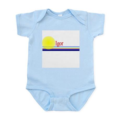 Igor Infant Creeper