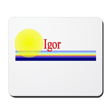 Igor Mousepad