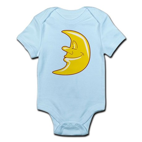 Moon Infant Bodysuit