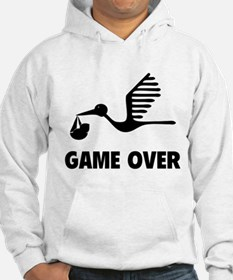 Funny birth game over Hoodie