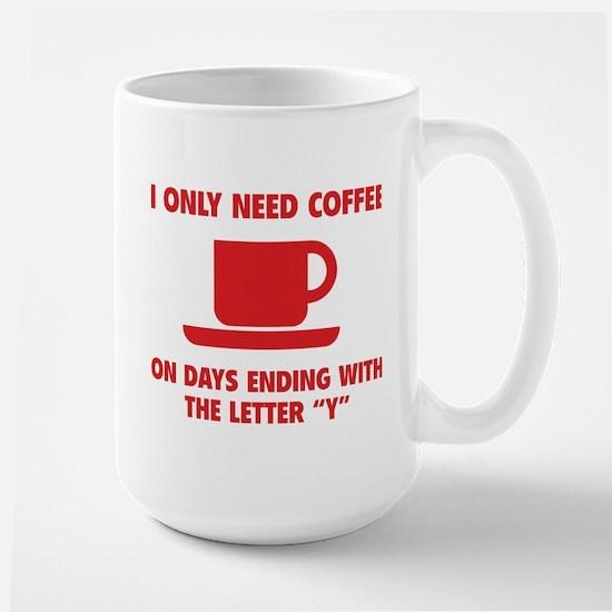 Coffee Large Mug