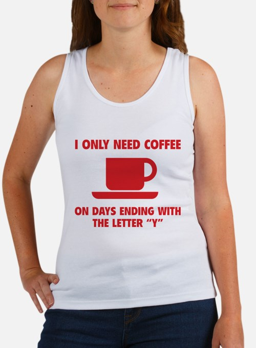 Coffee Women's Tank Top