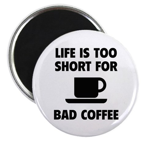 "Coffee 2.25"" Magnet (100 pack)"