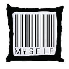 Myself Throw Pillow