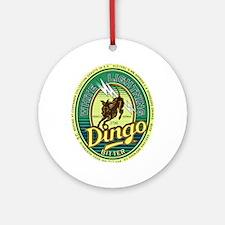 Australia Beer Label 4 Ornament (Round)