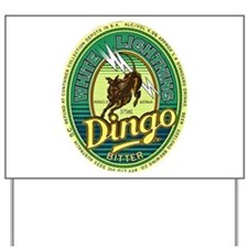Australia Beer Label 4 Yard Sign
