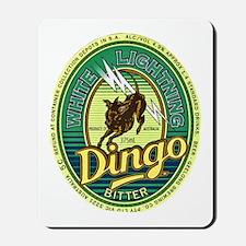 Australia Beer Label 4 Mousepad