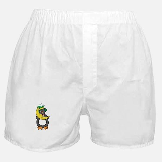 Moon Boxer Shorts