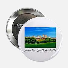 Adelaide City Skyline Button/Badge