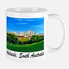 Adelaide City Skyline Mug
