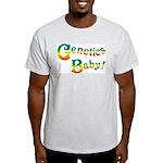 Genetics Baby! Ash Grey T-Shirt