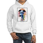 E Whippet Open Edition Hooded Sweatshirt