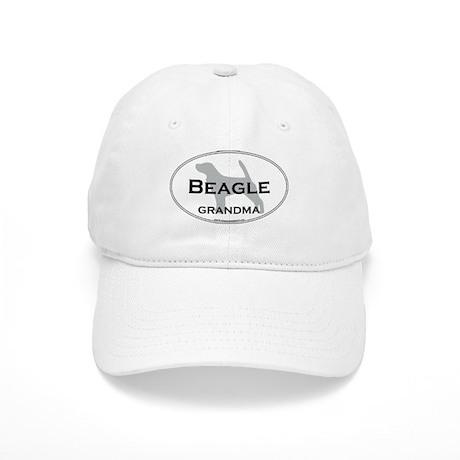 Beagle GRANDMA Cap