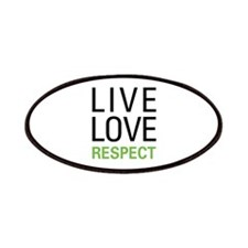 Live Love Respect Patches