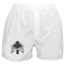 Kennedy Tartan Cross Boxer Shorts