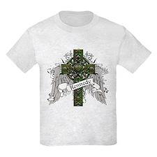Kennedy Tartan Cross T-Shirt