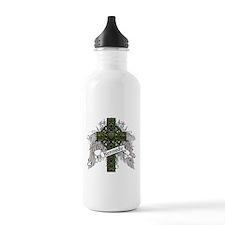 Kennedy Tartan Cross Water Bottle