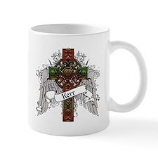 Kerr Tartan Cross Mug