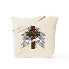 Kerr Tartan Cross Tote Bag
