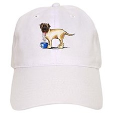 Mastiff Drool Baseball Cap