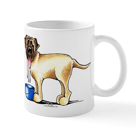 Mastiff Drool Mug