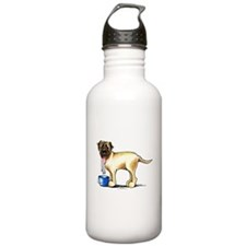 Mastiff Drool Water Bottle