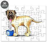 English mastiff Puzzles