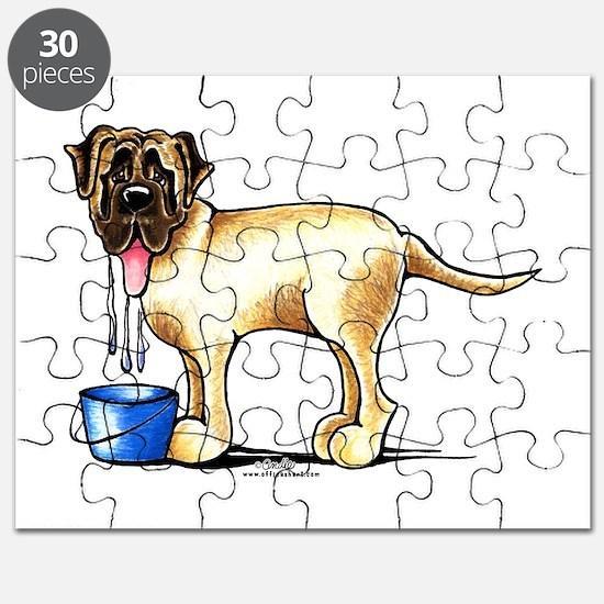 Mastiff Drool Puzzle