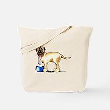 Mastiff Drool Tote Bag