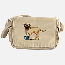 Mastiff Drool Messenger Bag